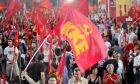 KKE: Επικίνδυνη η κατάληψη της πόλης του Αφρίν από την Άγκυρα