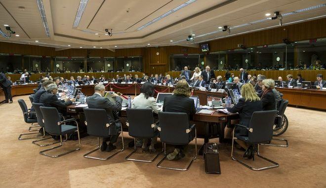 Συνεδρίαση του Ecofin την Τετάρτη 25 Μαΐου 2016, στις Βρυξέλλες. (EUROKINISSI/ΕΥΡΩΠΑΪΚΗ ΕΝΩΣΗ)
