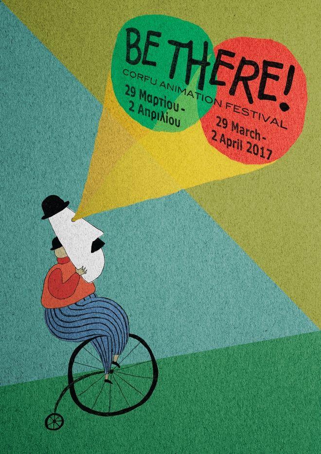 Ο Steven Woloshen στο 6ο 'Be there! Corfu Animation Festival'