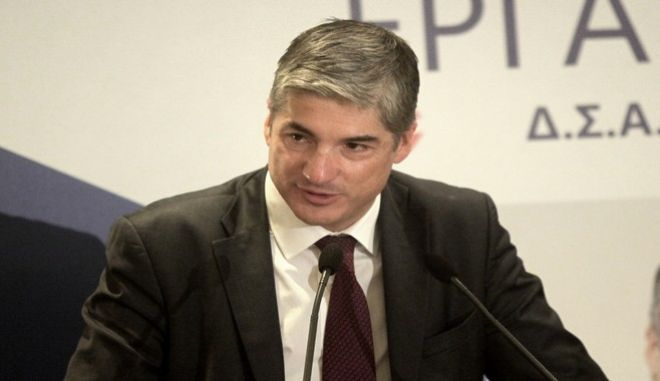 Ο αντιπρόεδρος του ΔΣΑ, Θέμης Σοφός