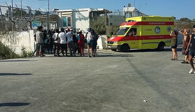 Τραυματισμός έφηβου Σύρου από πυρά αγρότη