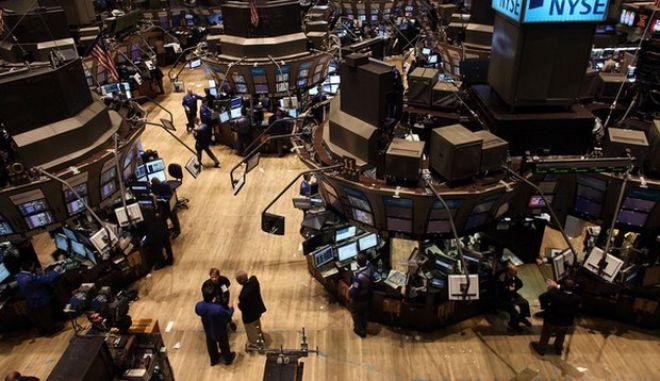 ΗΠΑ: Μικρή πτώση στο Χρηματιστήριο