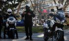 Άνδρες της ομάδας ΔΙΑΣ της Ελληνικής Αστυνομίας στη Γλυφάδα