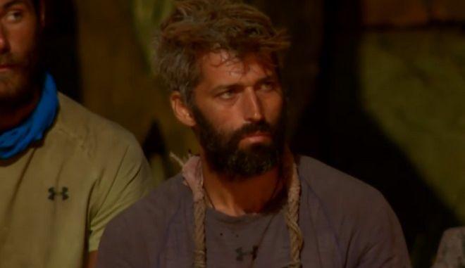 Ο Αλέξης Παππάς του Survivor 4