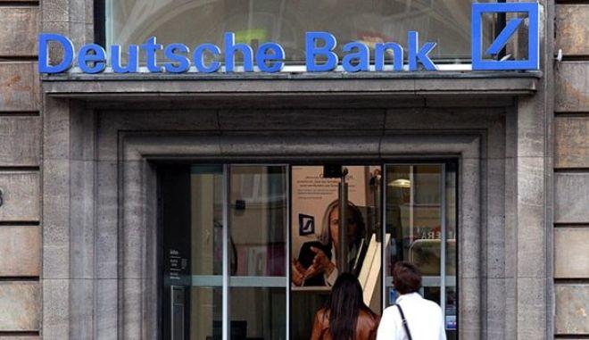 Moody's: Υπό αναθεώρηση για πιθανή υποβάθμιση η Deutsche Bank