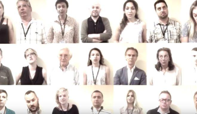 Βίντεο: Εσύ τί θα άλλαζες στην πολιτική για τα ναρκωτικά;