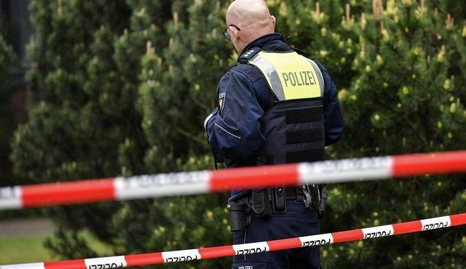 Γερμανός αστυνομικός.