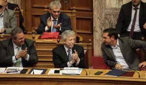 Παιχνίδια συνοχής στη Βουλή