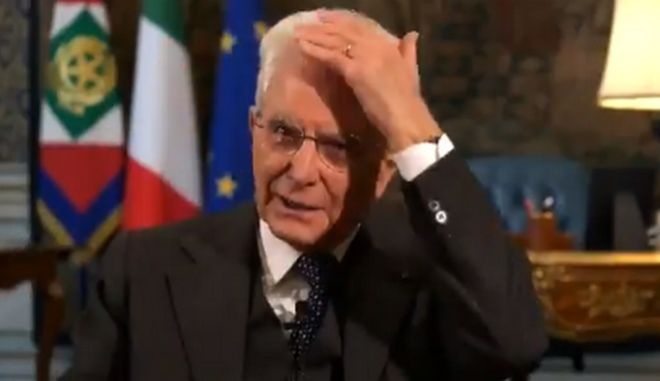 """Κορονοϊός - Ματαρέλα: """"Τζοβάνι, δεν πάω πλέον στον κουρέα..."""""""