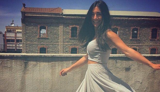 Ευγενία Σαμαρά: Έχω τηλεοπτική εμμονή με τον Στέφανο Χίο