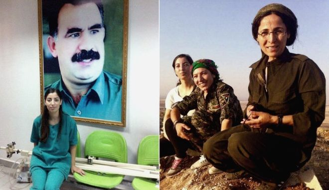Naila Bozo: Χωρίς ελεύθερους Κούρδους στη Συρία, θα επιστρέψει το ISIS