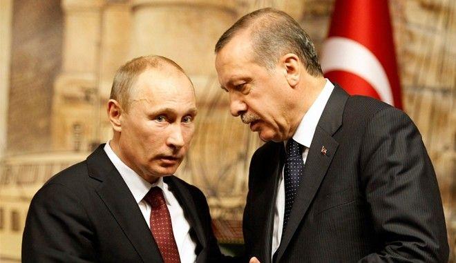 Εμπλοκή στα ρωσο-τουρκικά σχέδια για το φυσικό αέριο