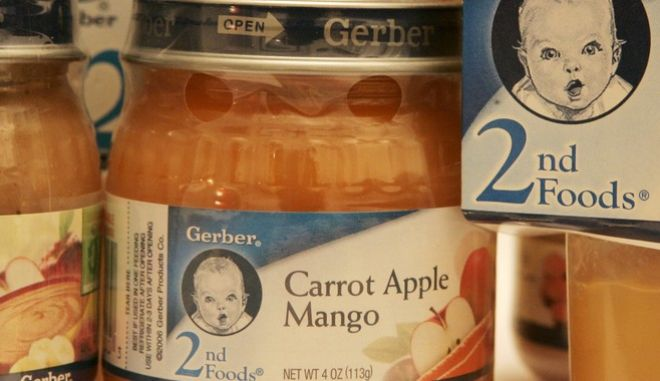 Το θρυλικό μωρό στις συσκευασίες της Gerber