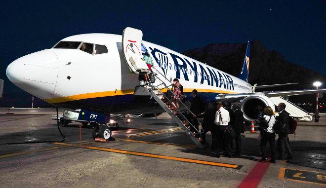 Ryanair-Προτασέβιτς: Μόνη επιλογή του πιλότου η προσγείωση στο Μινσκ
