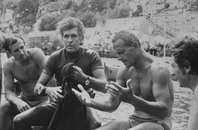 Πέθανε ο θρυλικός δύτης Έντσο Μαγιόρκα, ήρωας της ταινίας 'Απέραντο Γαλάζιο'