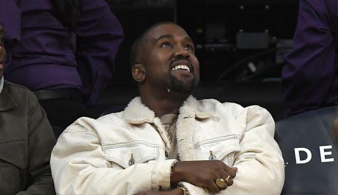 O Kanye West