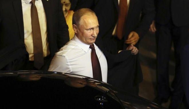 Β. Πούτιν