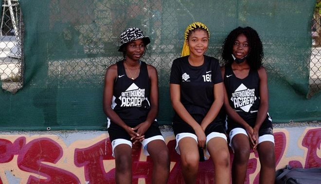 AntetokounBros Academy: Το καλοκαιρινο ζέσταμα μιας νέας συναρπαστικής σεζόν