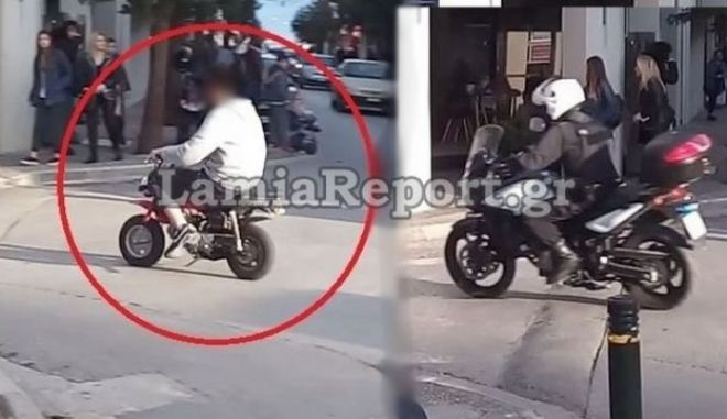 """Τρελή καταδίωξη στη Λαμία: 10.000 ευρώ θα του κοστίσει το """"κυνηγητό"""" με τους αστυνομικούς"""