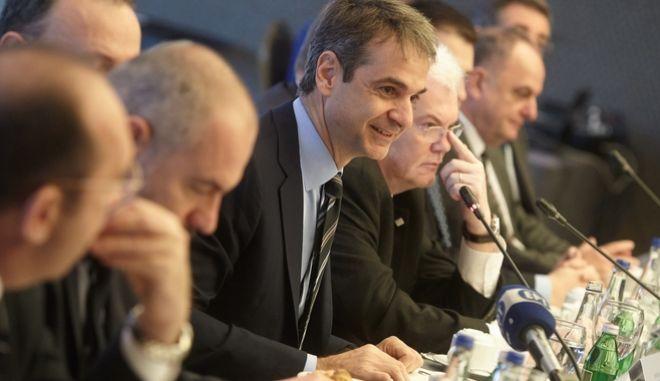 Μητσοτάκης: Ελλάδα και Σερβία παράγοντες σταθερότητας στην περιοχή