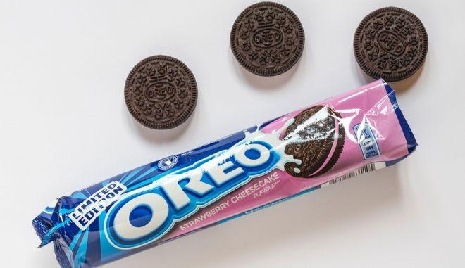 Ανακαλείται παρτίδα των μπισκότων OREO λόγω αλλεργιογόνων συστατικών