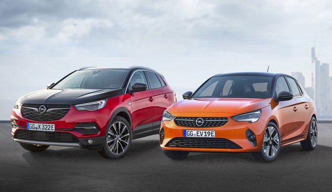 Η ηλεκτρική επέλαση της Opel