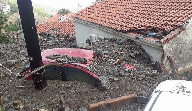 Το σχέδιο της κυβέρνησης για την αποκατάσταση των ζημιών στη Σαμοθράκη
