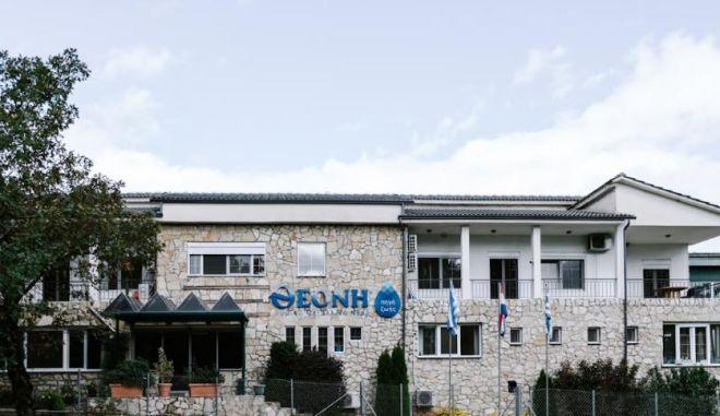Φυσικό Μεταλλικό Νερό ΘΕΟΝΗ- Οικονομική ενίσχυση  της τοπικής κοινότητας Βατσουνιάς με δωρεές που ξεπερνούν τις €70,000