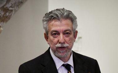 Ο υπουργός Δικαιοσύνης, Σταύρος Κοντονής