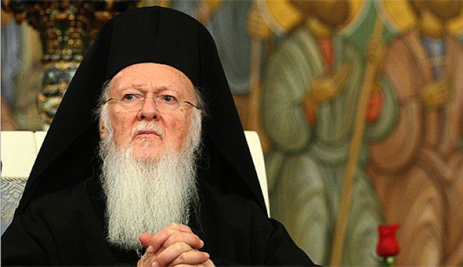 Τουρκία: Μήνυμα του Οικουμενικού Πατριάρχη Βαρθολομαίου προς τον λαό της Ουκρανίας