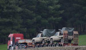 Επιχείρηση 'κλάδος ελαίας': Συνεχίζονται οι τουρκικοί βομβαρδισμοί στο Αφρίν