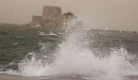Οι ισχυροί άνεμοι στη Αργολίδα, Αρχείο