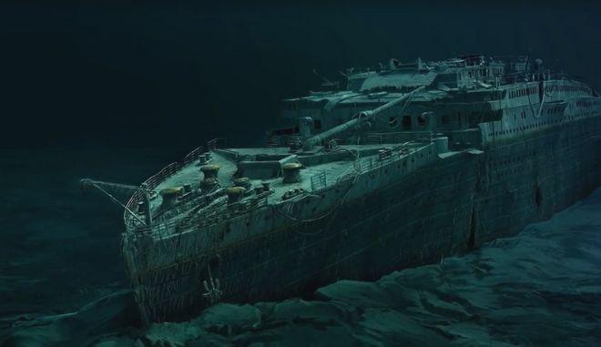 Ο Τιτανικός θα έχει εξαφανιστεί μέχρι το 2030