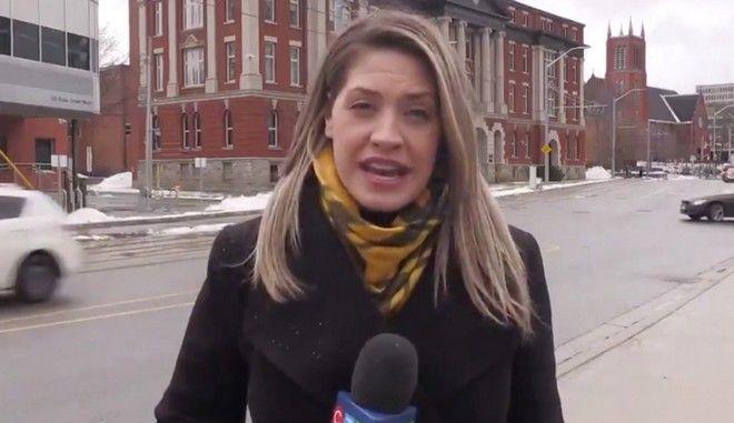 Καναδάς: Δημοσιογράφος δέχτηκε σεξουαλική παρενόχληση στον αέρα