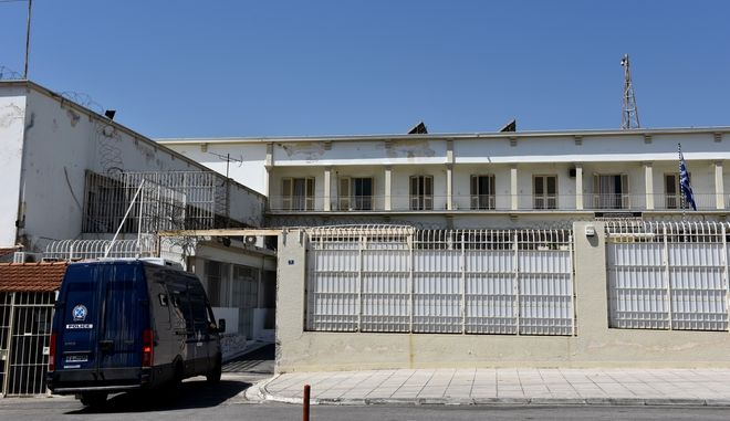 Στιγμιότυπα από τις δικαστικές φυλακές του Κορυδαλλού,Τετάρτη 3 Μαϊου 2017  (ΤΑΤΙΑΝΑ ΜΠΟΛΑΡΗ/EUROKINISSI)
