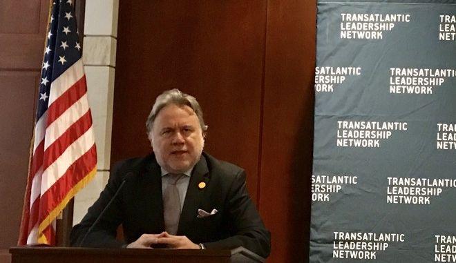 Κατρούγκαλος: Πλήρης ευθυγράμμιση των συμφερόντων Ελλάδας - ΗΠΑ