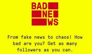 Bad News: Το νέο βιντεοπαιχνίδι όπου γίνεσαι μεγιστάνας των ''fake news''