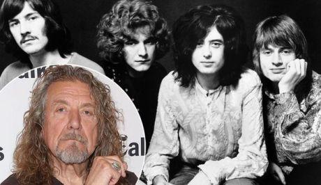 Ο Robert Plant απέρριψε πρόταση 500.000.000 λιρών για περιοδεία των Led Zeppelin Led1
