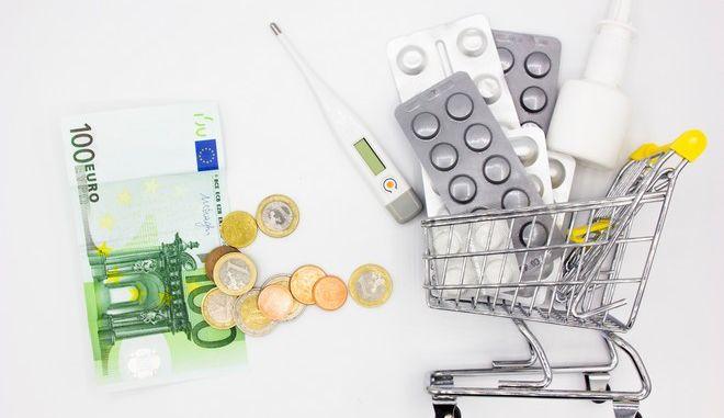 Πληρώσαμε 1,6 δισ. ευρώ από την τσέπη μας για φάρμακα το 2019