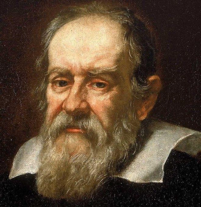 Πορτραίτο του Γαλιλαίου από τον Γιούστους Σούστερμανς