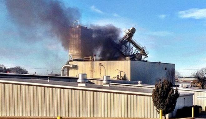 Έκρηξη σε εργοστάσιο στην Ομάχα με πολλούς νεκρούς
