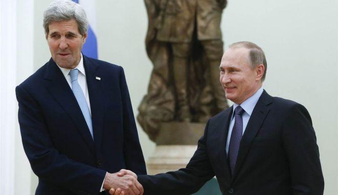 Συμφωνία Ρωσίας και ΗΠΑ για επιτάχυνση της ειρηνευτικής διαδικασίας για της Συρία