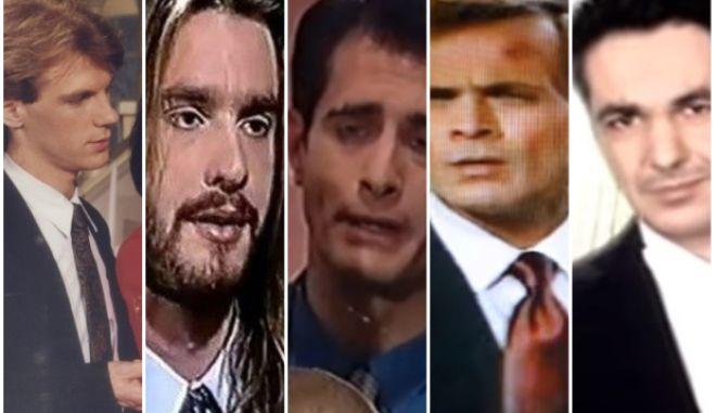 Πέντε ηθοποιοί κλήθηκαν να ερμηνεύσουν τον ρόλο του Αλέξη Δράκου, στην Λάμψη