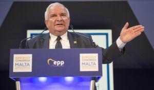 Την απομάκρυνση των τουρκικών στρατευμάτων από την Κύπρο ζητά ο πρόεδρος του ΕΛΚ