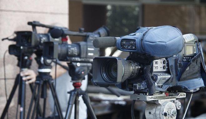 Κάμερες τηλεοπτικών σταθμών, Αρχείο