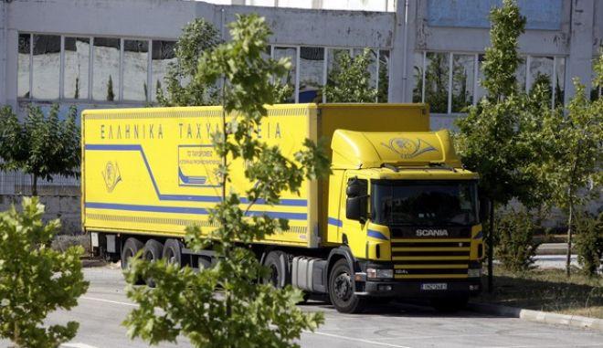 Εντοπίστηκαν άλλα οκτώ τρομοδέματα στην κεντρική αποθήκη των ΕΛΤΑ στο Κρυονέρι