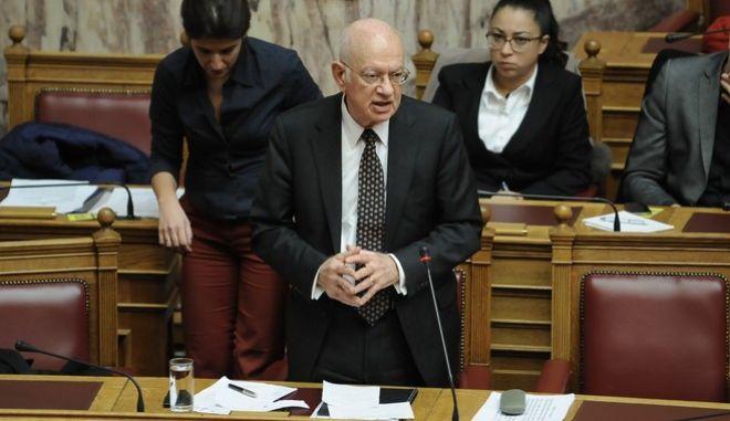Συζήτηση επικαίρων ερωτήσεων, Βουλή, Παρασκευή 2 Δεκεμβρίου 2016. (EUROKINISSI/ΤΑΤΙΑΝΑ ΜΠΟΛΑΡΗ)