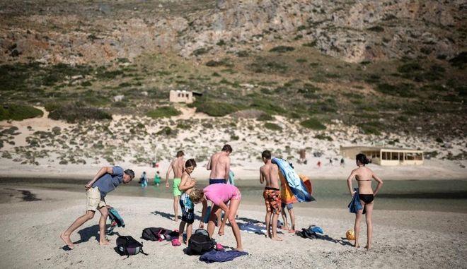 Balos, Crete. June 2, 2015. / , . 2  2015.