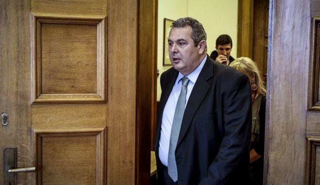 Συνεδρίαση της Κοινοβουλευτικής Ομάδας των Ανεξάρτητων Ελλήνων