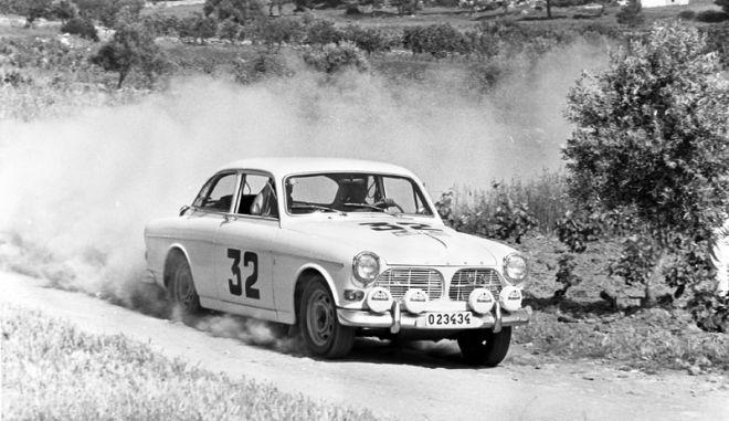 Όταν η Volvo νικούσε στο Ράλλυ Ακρόπολις